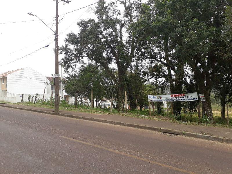 Terreno Piraquara / Planta Santa Clara